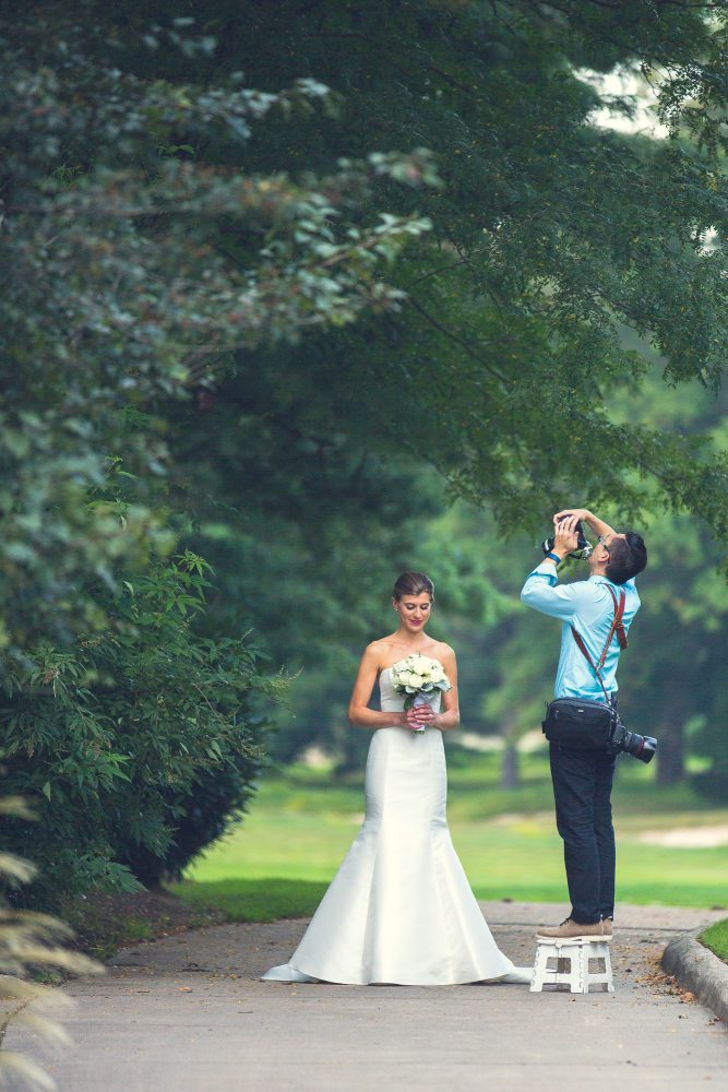Greenacres Country Club Wedding - Photo: Kelly Williams