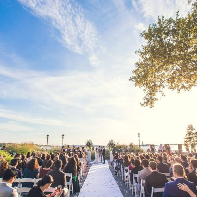 Battery Park Wedding Ceremony - New York, NY